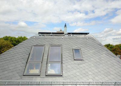Dachfenster Frankfurt -Ostend