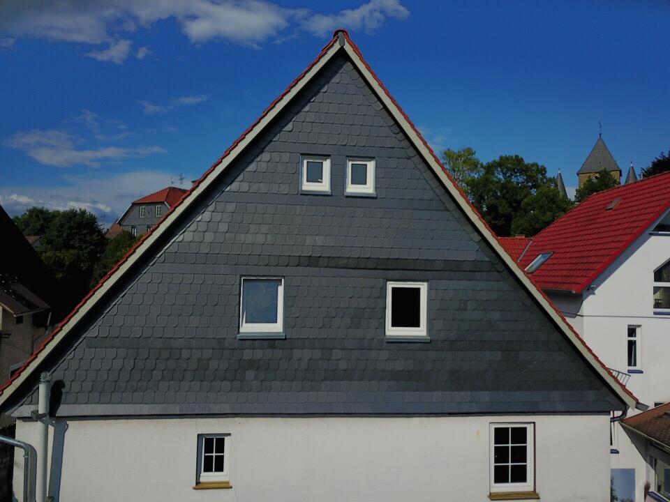Schieferfassade – Linden